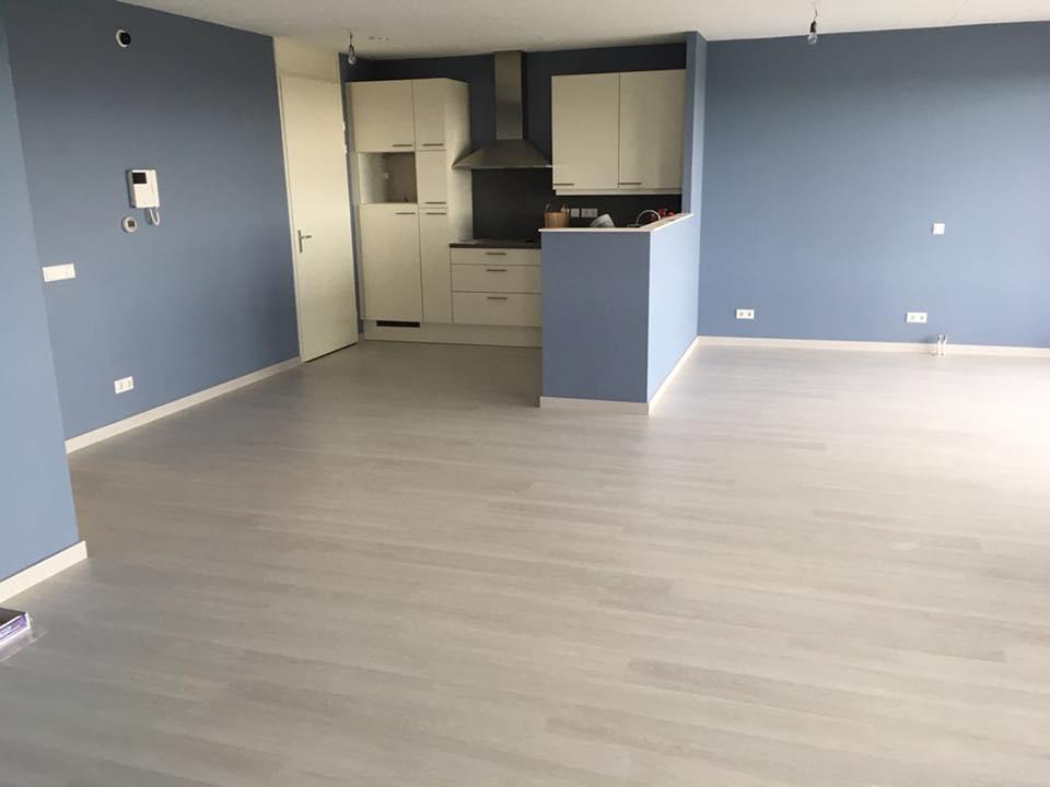 Rijswijk vloerenhuis quick step p v c afwerking van de