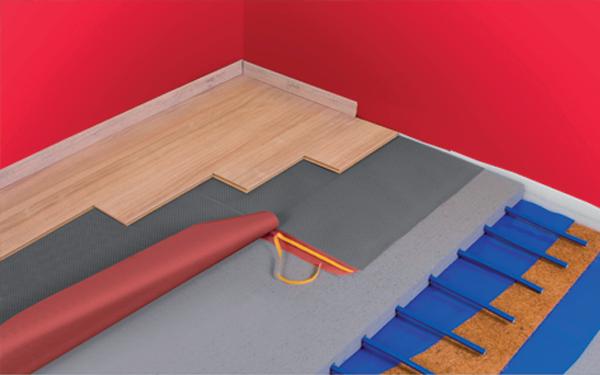 Head foil ondervloer u20ac4 75 per m2 voor laminaat en parket