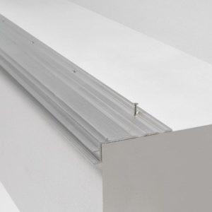 Quick-Step Incizo Aluminium Onderprofiel voor trappen