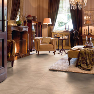 Quick-Step Arte Versailles wit geolied
