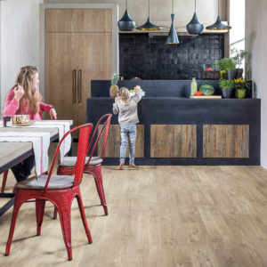 Quick-Step Balance Glue Plus Canyon eik lichtbruin met zaagsneden