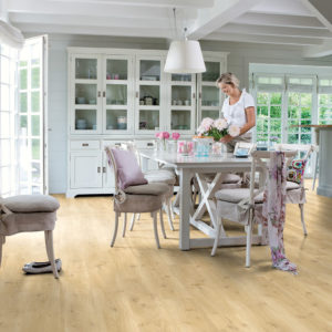 Quick-Step Balance Glue Plus Eiken drijfhout beige
