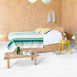 Quick-Step Impressive Witte planken LHD
