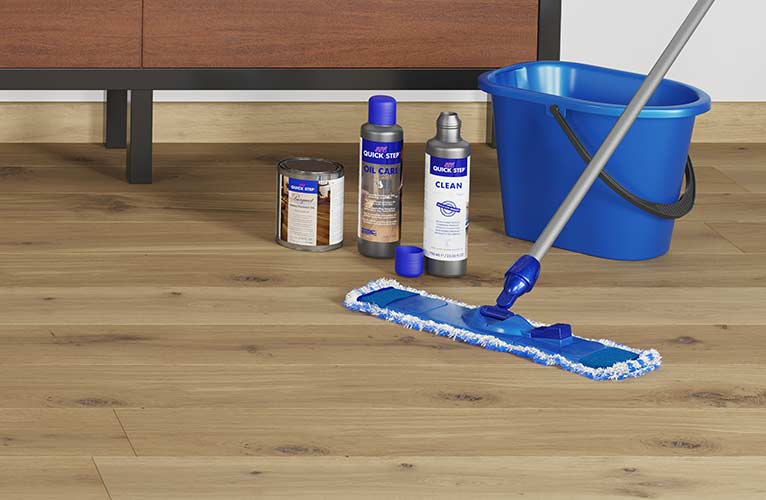 Quick-Step reinigingsproduct QSCLEANING750